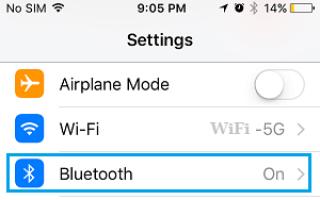 Почему Блютуз не работает на Iphone: причины проблемы и пути решения