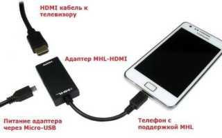 Как подключить любой телефон к телевизору «Самсунг»</a></noscript>