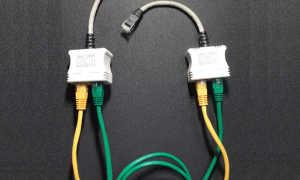 Сетевой разветвитель для интернета на 2 компьютера