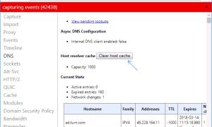 Сброс настроек протокола TCP/IP и сброс DNS в ОС Windows XP, Windows Seven