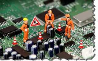 Что делать если после смены процессора компьютер не включился и какие есть варианты решения?