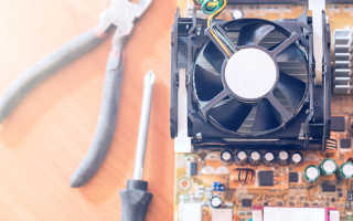 Что делать, если сильно греется ноутбук во время работы или игры