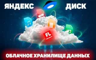 Как создать облако на яндексе. Яндекс.Диск – хранение файлов