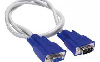 Подключаем монитор с разъемом VGA к видеокарте с HDMI и наоборот