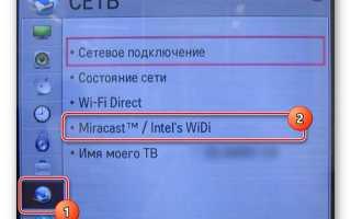 Все способы подключения телефона к телевизору по беспроводной сети Wi-Fi