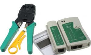 Цветовые схемы обжима (распиновки)  utp кабеля витая пара (патч-корда) в вилке RJ-45