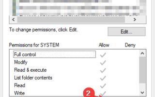 Windows не может получить доступ к компьютеру (Windows 10)