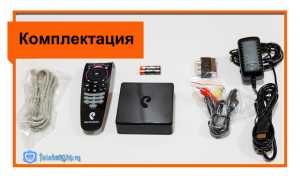 Прошивка телевизионной приставки: обновление Ростелекома, Cadena и других