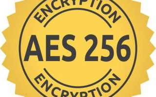 Полное руководство по стандарту шифрования Advanced Encryption Standard (AES)