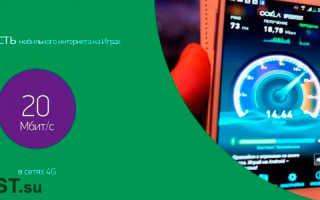Как ускорить интернет Мегафон на телефоне и модеме