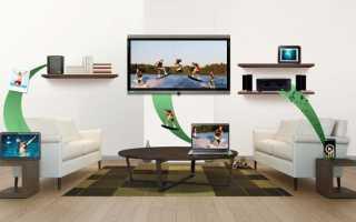Вывод и трансляция изображения с компьютера на телевизор через вайфай