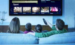 Пошаговая инструкция настройки приема цифрового эфирного телевидения