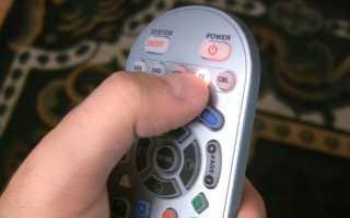 Как перепрограммировать пульт от ТВ-приставки Ростелеком на управление телевизором