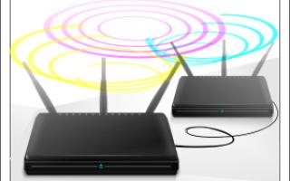 Подключение двух и более роутеров в одну сеть. Три способа.