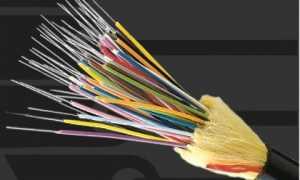 Устройство и виды кабелей для интернета: витая пара и оптоволоконный