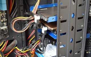 Как заменить дисковод ноутбука на дополнительный жёсткий диск HDD?