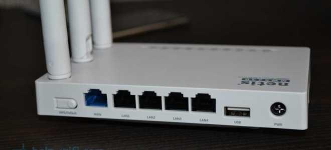 Обзор и настройка маршрутизатора Netis MW5230