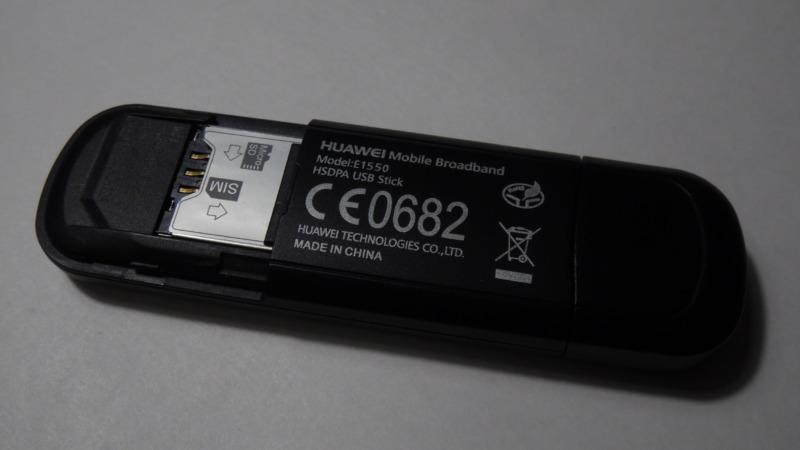 модем huawei e1550 4 - Как использовать 3G модем МТС с любой сим-картой?