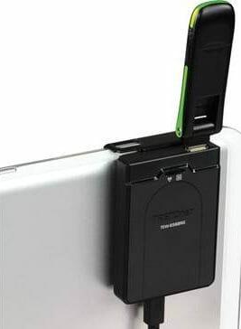 Роутер с внешним модемом и батареей