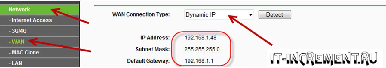 dynamic ip router