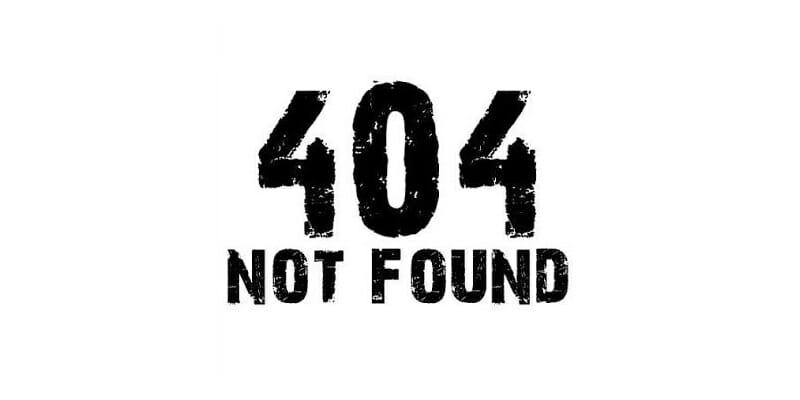 404(Not Found)