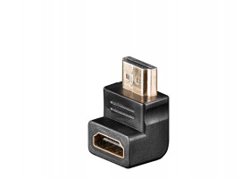 Адаптер HDMI Sonorous AD 130, Male to Female 90°